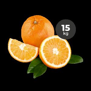 Naranjas 15 kg