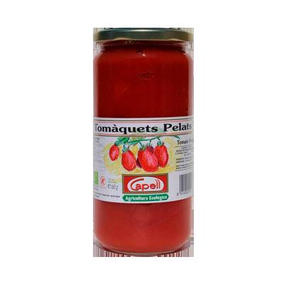 Tomate Pelado 660gr ECO